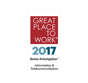 msg - Great place to work - Beste Arbeitgeber Information & Telekommunikation